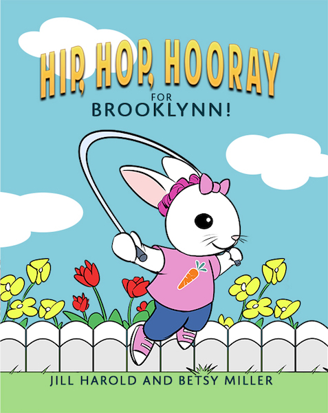 Hip, Hop, Hooray for Brooklynn! CHOOSE STYLE BELOW