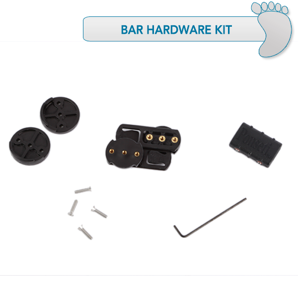 Bar Hardware Kit